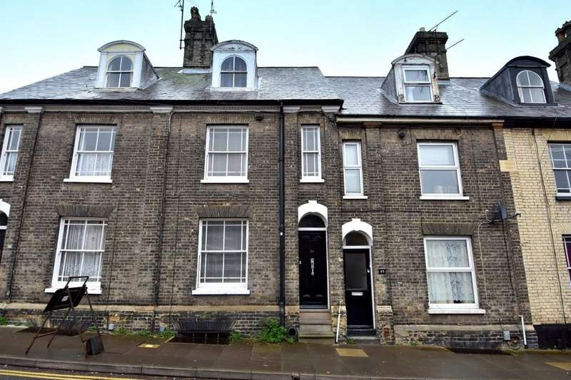 3 Bedrooms Town House for sale in Christchurch Street, Ipswich, IP4 2DJ