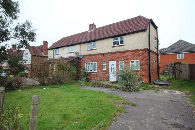 3 Bedrooms Semi Detached House for sale in Addison Road, Saribury Green SO31