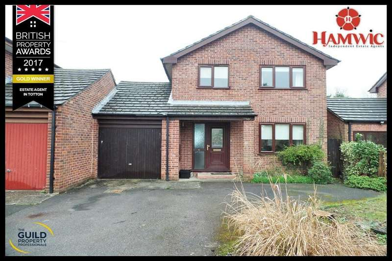 3 Bedrooms Link Detached House for sale in The Meadows, Lyndhurst SO43