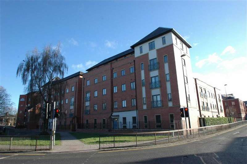 2 Bedrooms Apartment Flat for sale in Lincoln House, The Square, Chester