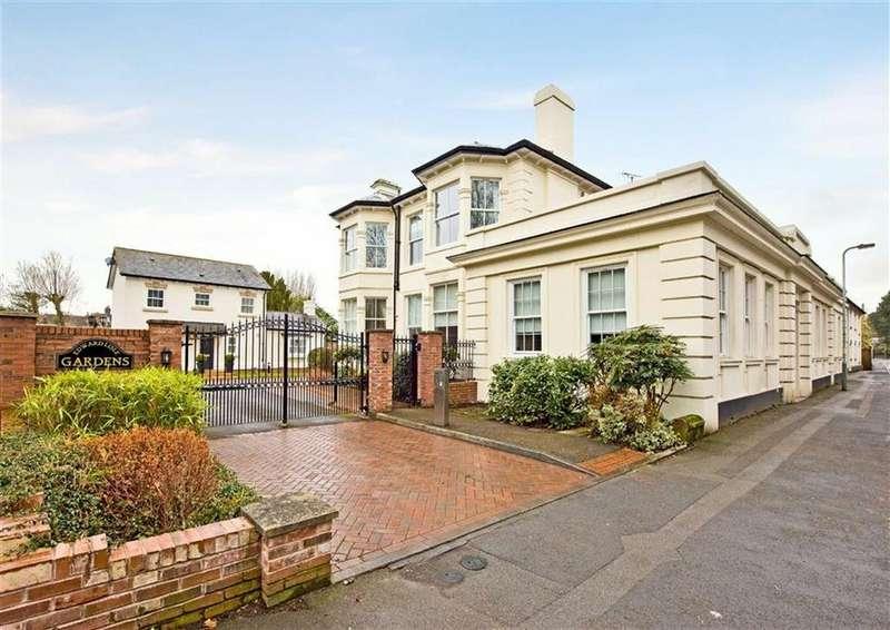 2 Bedrooms Apartment Flat for sale in 4 Edward Lisle Gardens, Regis Road, Tettenhall, Wolverhampton, WV6