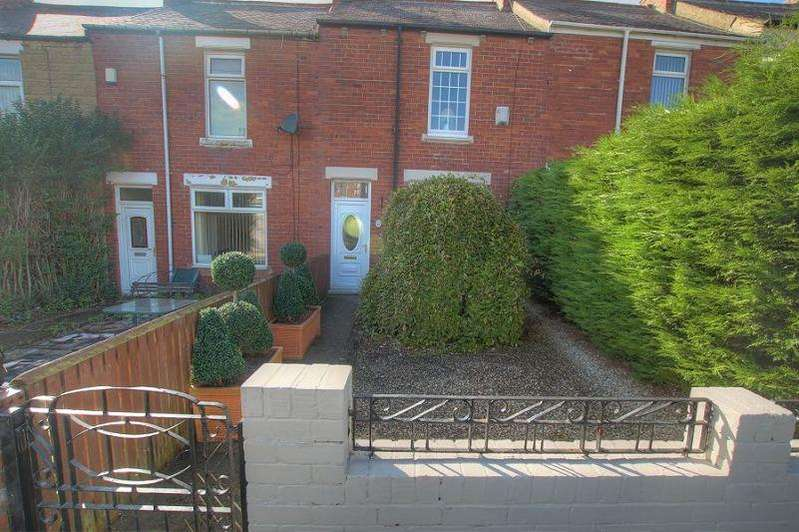 2 Bedrooms Terraced House for sale in Sugley Street, Lemington, Newcastle upon Tyne, NE15 8RT