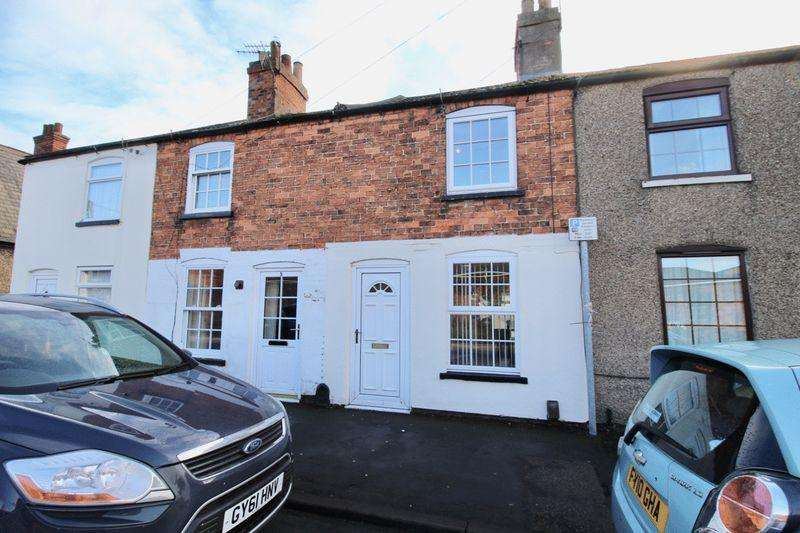 2 Bedrooms Terraced House for sale in Upper Long Leys Road, Uphill, Lincoln