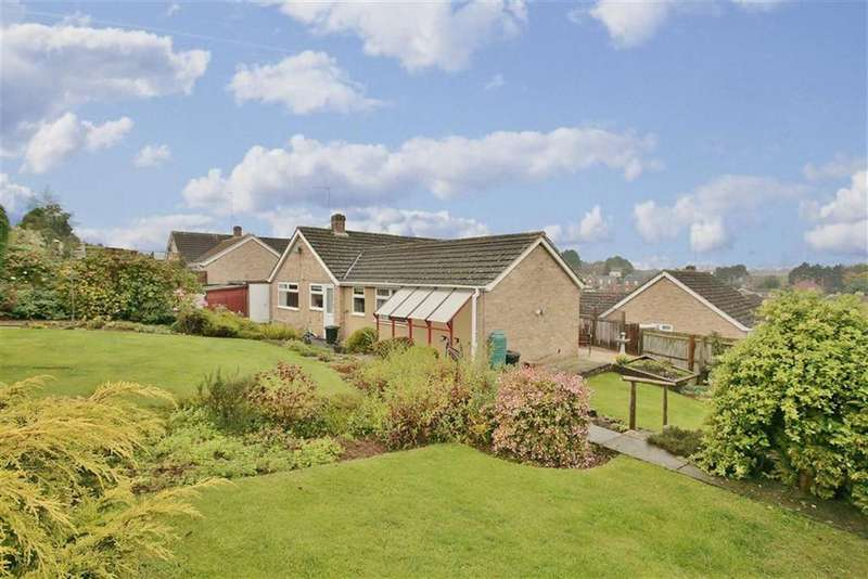 3 Bedrooms Detached Bungalow for sale in Sandell Close, Banbury