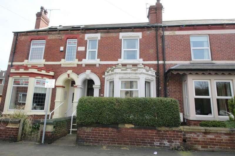 4 Bedrooms Terraced House for sale in Cambridge Street, Normanton
