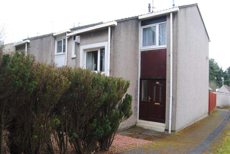 3 Bedrooms End Of Terrace House for sale in Allanton Grove, 93, Wishaw ML2