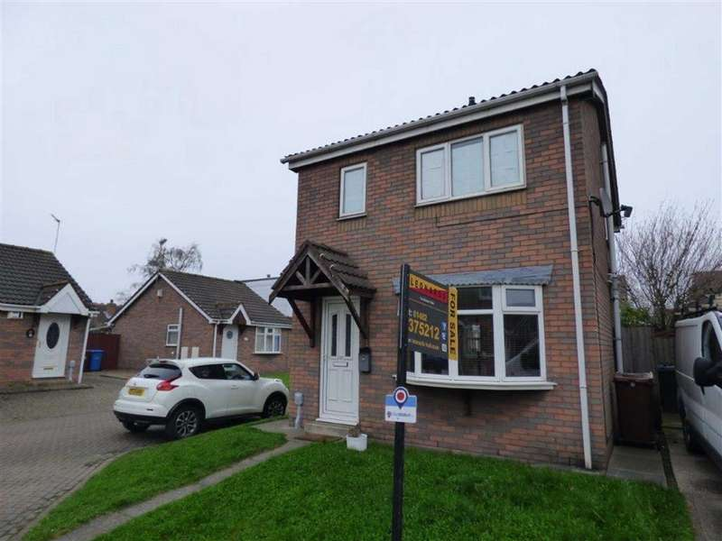 3 Bedrooms Detached House for sale in Alderson Mews, Williamson Street, Hull, East Yorkshire, HU9