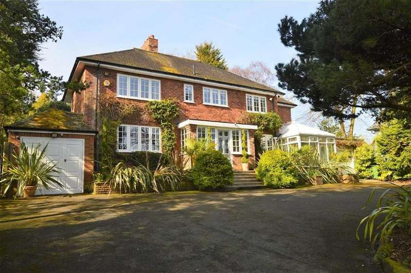 4 Bedrooms Detached House for sale in Prospect Road, Prenton, CH42