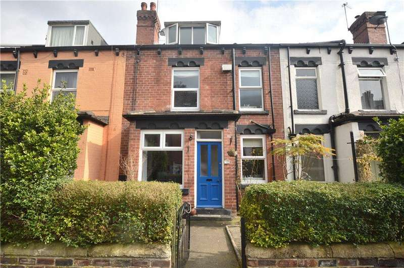 2 Bedrooms Terraced House for sale in Ravenscar Terrace, Roundhay, Leeds