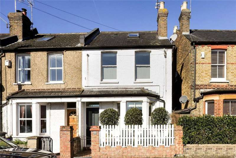 4 Bedrooms End Of Terrace House for sale in Vansittart Road, Windsor, Berkshire, SL4