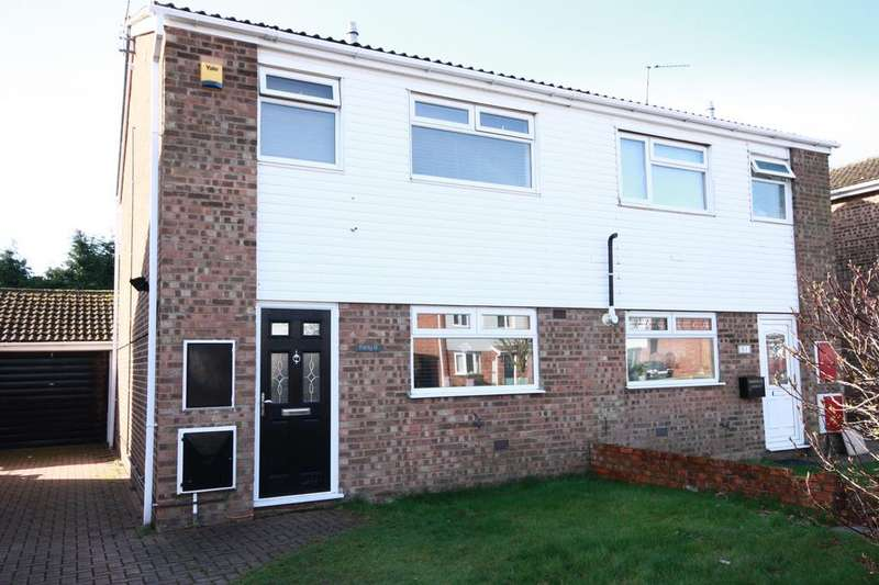 3 Bedrooms Semi Detached House for sale in Lucerne Road, Elmstead CO7