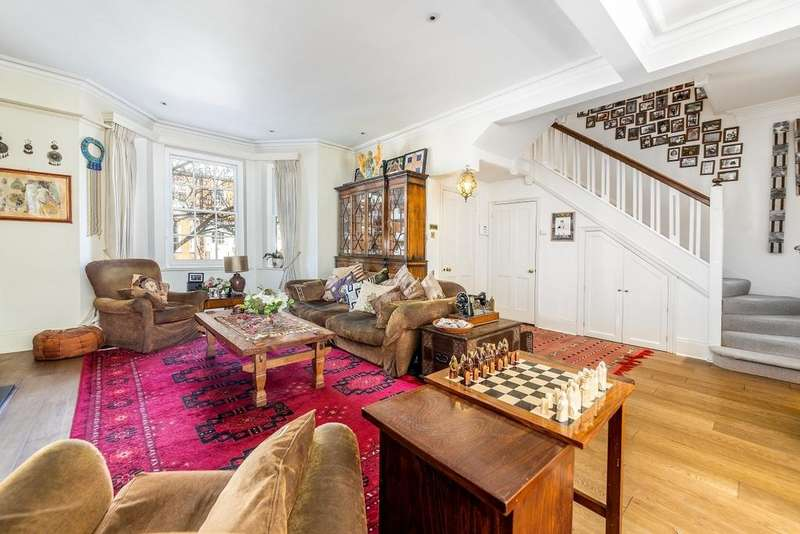 5 Bedrooms Terraced House for sale in Gunterstone Road, Brook Green, London, W14