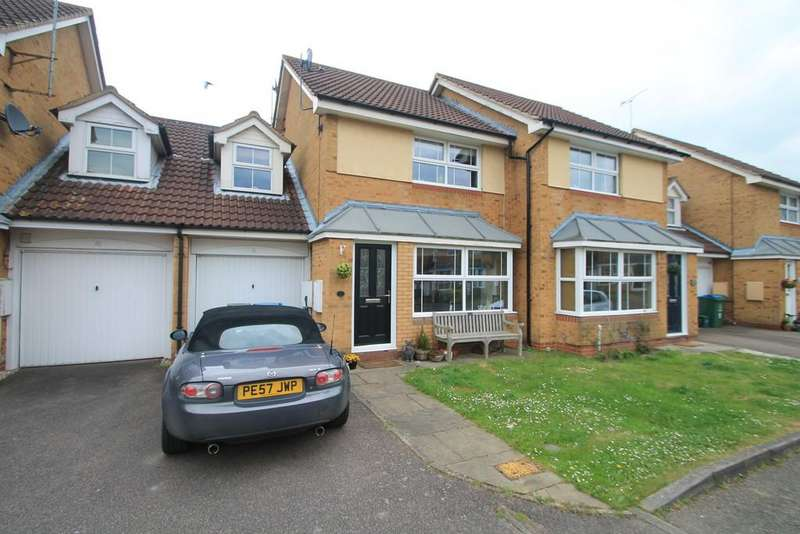 3 Bedrooms Terraced House for sale in Watermead, Aylesbury