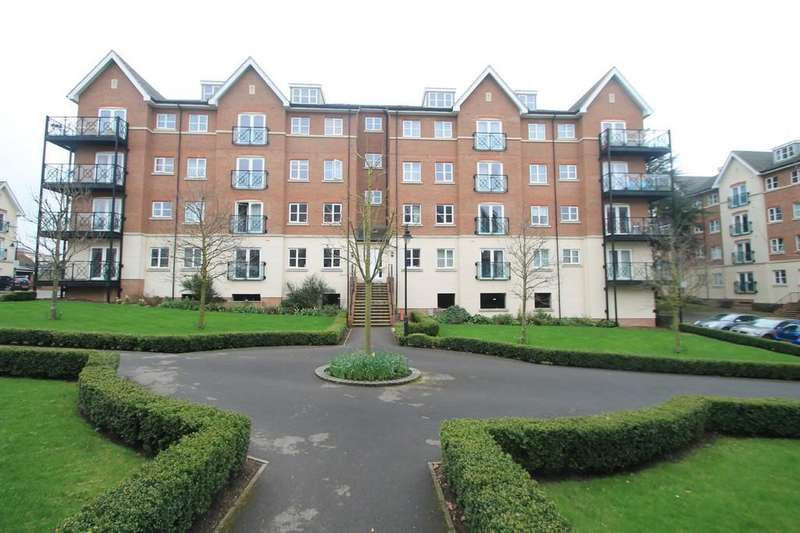 2 Bedrooms Flat for sale in Viridian Square, Aylesbury