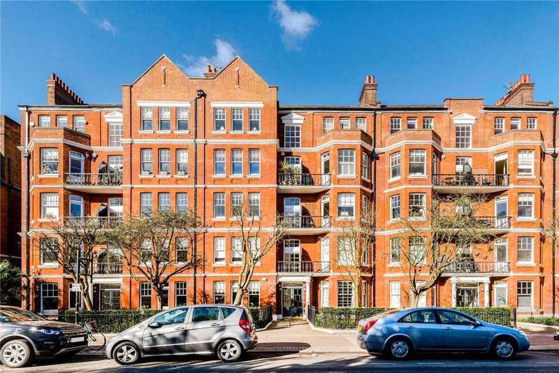 2 Bedrooms Flat for sale in Albany Mansions, Albert Bridge Road, Battersea, London, SW11