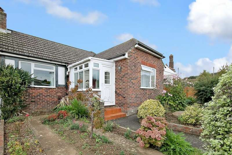 2 Bedrooms Semi Detached Bungalow for sale in Fircroft Avenue, Lancing, BN15