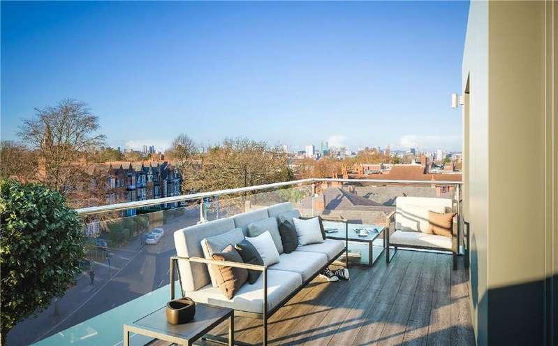 1 Bedroom Flat for sale in Moseley Central, Alcester Road, Birmingham, West Midlands, B13