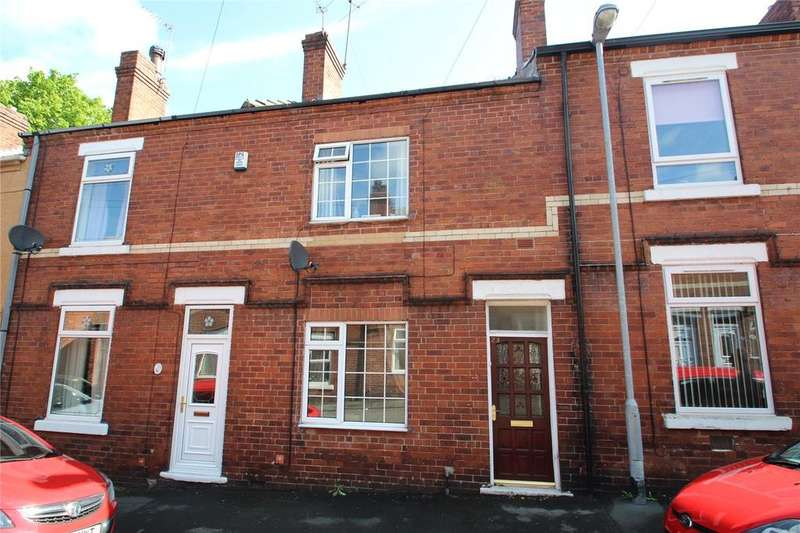 2 Bedrooms Terraced House for sale in Queen Street, Pontefract, WF8