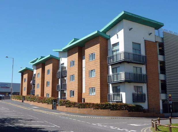 1 Bedroom Apartment Flat for sale in Times Square Avenue, Brierley Hill