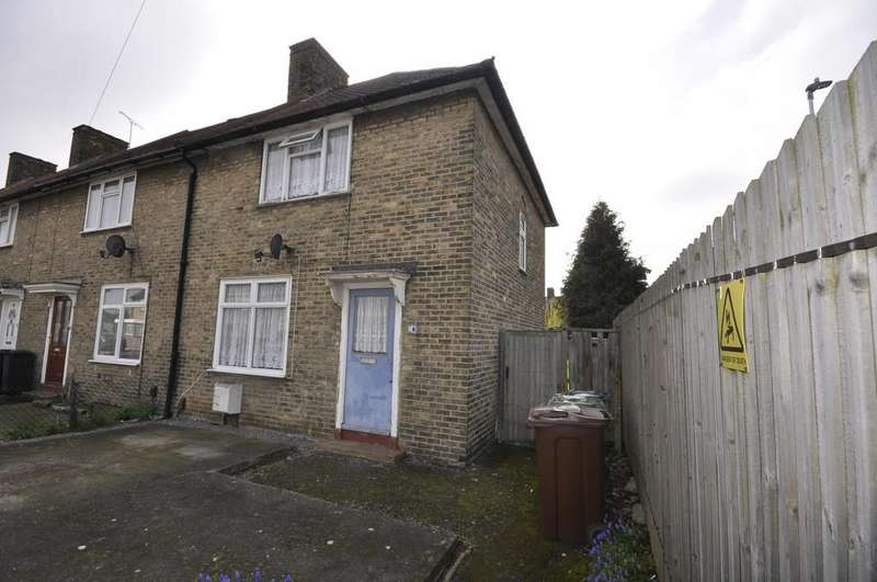 3 Bedrooms End Of Terrace House for sale in Hatfield Road, Dagenham