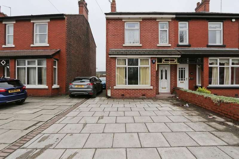 3 Bedrooms Semi Detached House for sale in 159 Liverpool Road, Irlam