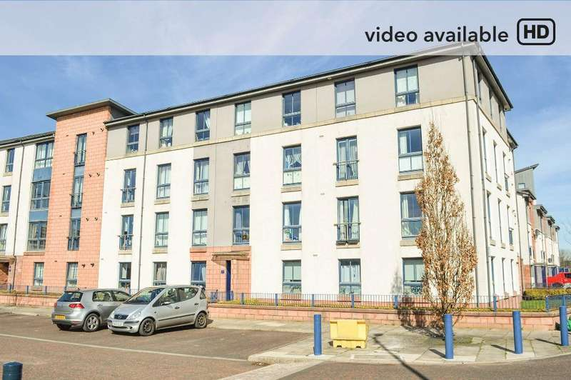 2 Bedrooms Flat for sale in Richmond Park Gardens , Flat 2/1 , New Gorbals , Glasgow , G5 0HG