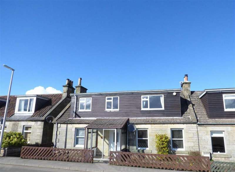 3 Bedrooms Semi Detached House for sale in Knowehead, Freuchie, Fife