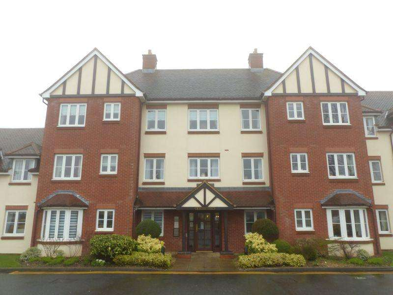 1 Bedroom Retirement Property for sale in Chester Road, Streetly