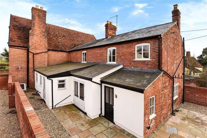 3 Bedrooms Semi Detached House for sale in Plumbers Mews, Wickhambrook, Newmarket, Suffolk, CB8
