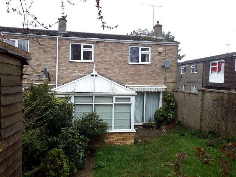 3 Bedrooms End Of Terrace House for sale in Lonsdale Road, Stevenage, Hertfordshire, SG1