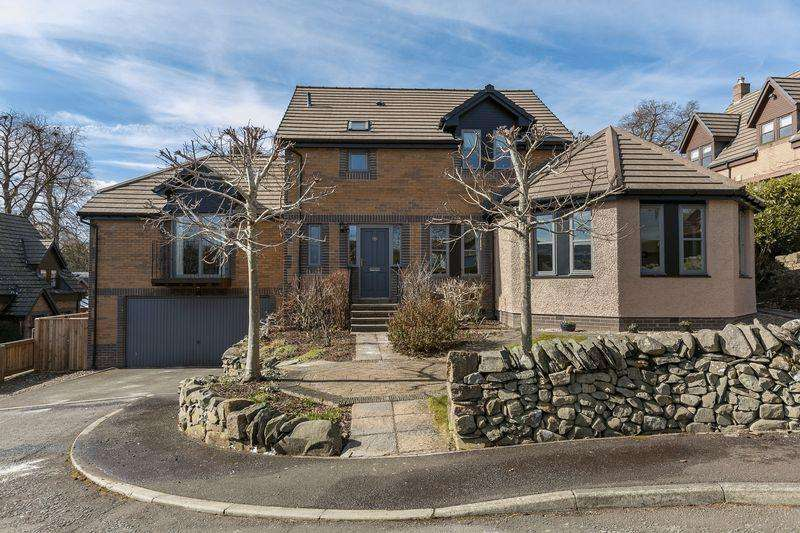 4 Bedrooms Detached House for sale in Montgomerie Terrace, Melrose