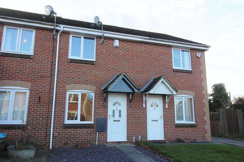 2 Bedrooms Terraced House for sale in Gaunts Close, Portishead