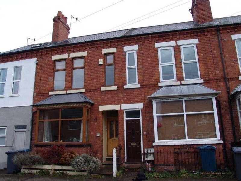2 Bedrooms Terraced House for rent in Exchange Road, West Bridgford