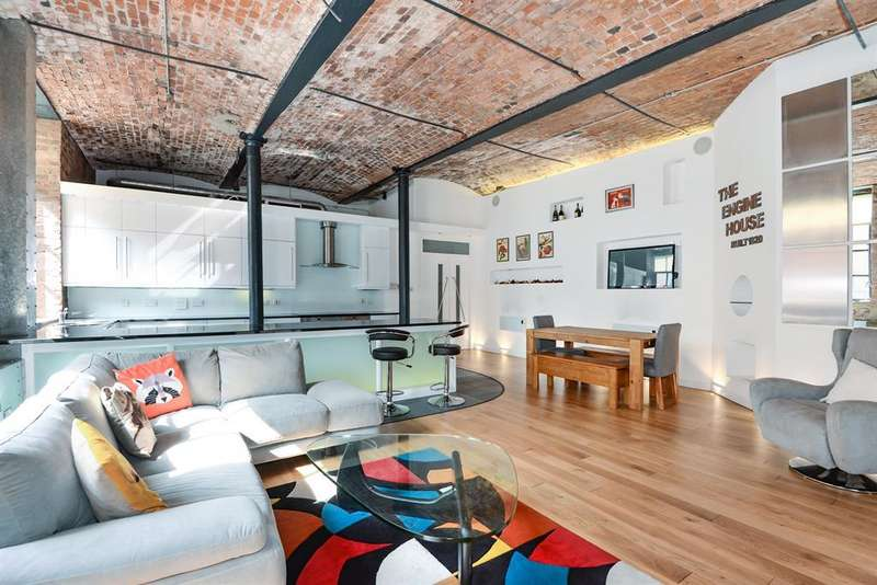 3 Bedrooms Flat for sale in Engine House, Neptune Street, Leeds, LS9 8AN