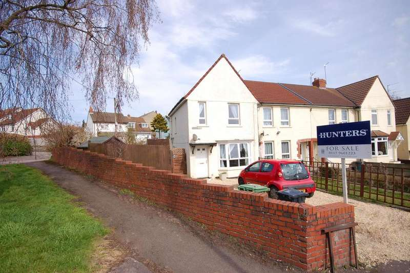2 Bedrooms Semi Detached House for sale in Syston Way, Kingswood, Bristol, BS15 1UG