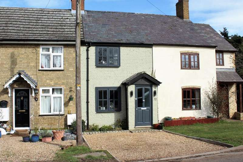 2 Bedrooms Cottage House for sale in Newtown, Henlow, SG16