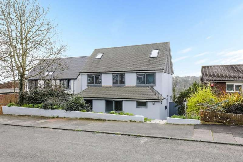 4 Bedrooms House for sale in Redhill Drive, Brighton, BN1