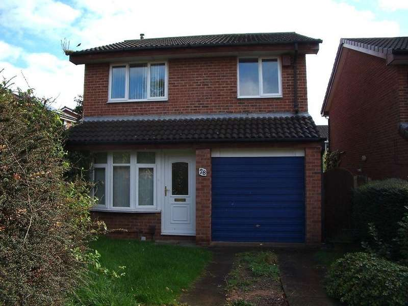3 Bedrooms Detached House for rent in Troon Avenue, Whinfield