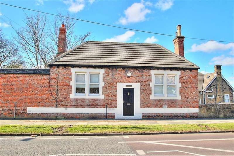3 Bedrooms Detached House for sale in Saltwell Road South, Low Fell, Gateshead , NE9 6EY