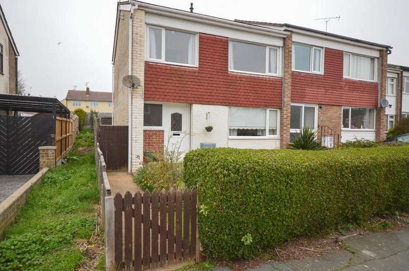 3 Bedrooms End Of Terrace House for sale in Long Meadows, Dovercourt, CO12 4UX