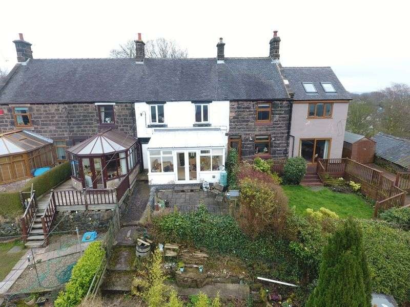 3 Bedrooms Property for sale in The Rocks, Brown Edge, Stoke-On-Trent