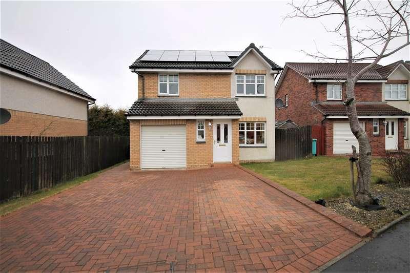 3 Bedrooms Detached House for sale in Locher Walk, Carnbroe, Coatbridge