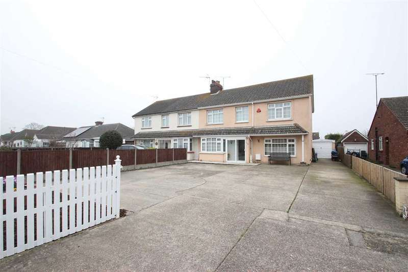 5 Bedrooms Semi Detached House for sale in Jaywick Lane, Clacton-On-Sea