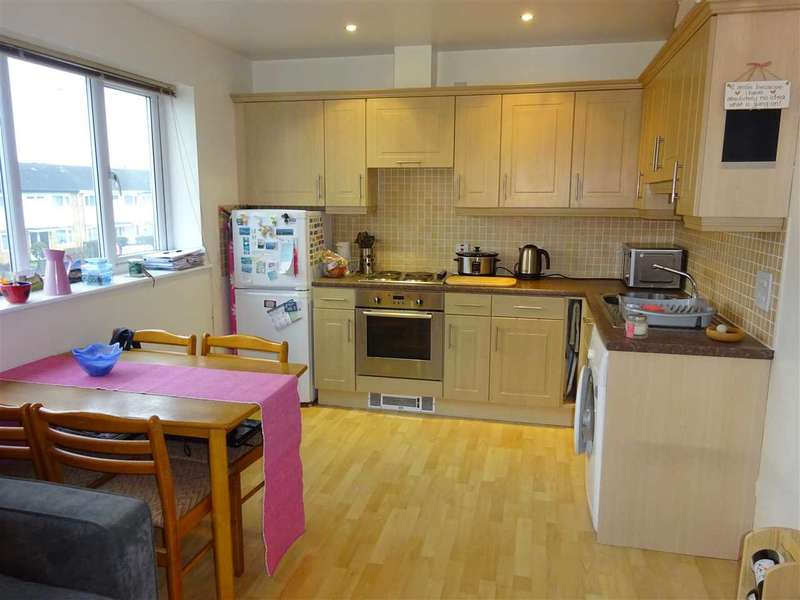 2 Bedrooms Apartment Flat for sale in Helena Mews, Acomb, York