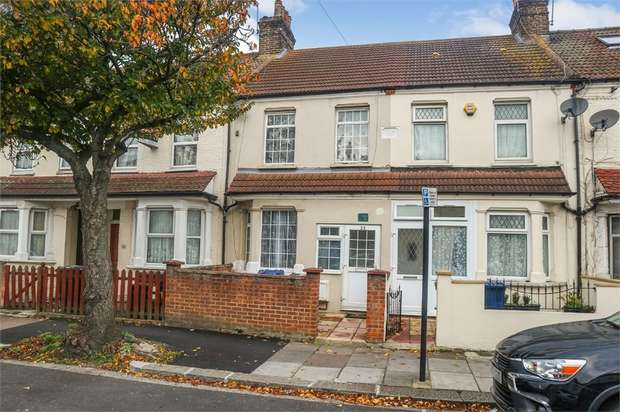 4 Bedrooms Terraced House for sale in Lea Road, Southall, Greater London