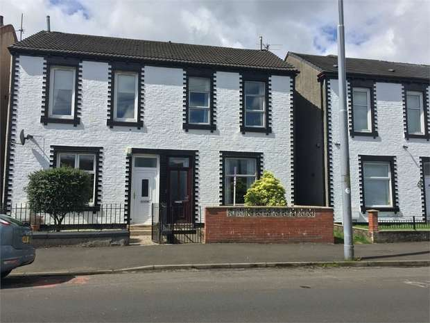 3 Bedrooms Semi Detached House for sale in East Crawford Street, Greenock, Inverclyde