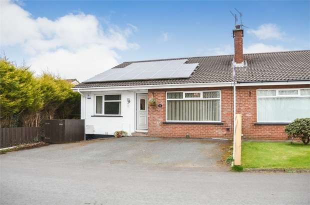 4 Bedrooms Semi Detached Bungalow for sale in Causeway End Road, Lisburn, County Antrim