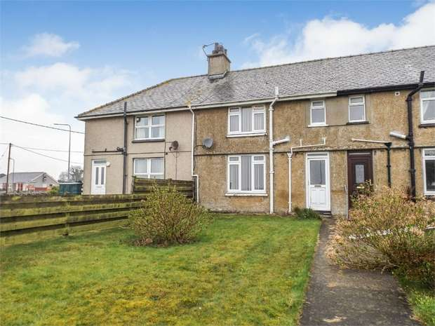 3 Bedrooms Terraced House for sale in Gaerwen, Gaerwen, Anglesey