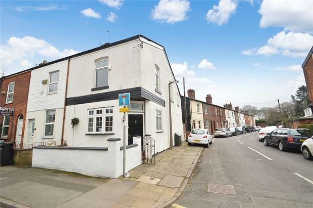 2 Bedrooms Semi Detached House for sale in Adswood Lane East, Cale Green, Stockport, Cheshire
