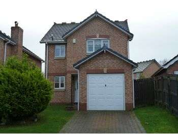 3 Bedrooms Detached House for rent in Larch Drive, Carlisle, CA3 9FL